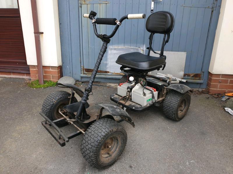 Golf buggy (Electric Powerhouse) | in Westward Ho, Devon | Gumtree
