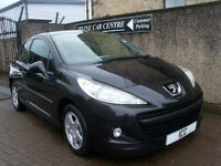 10 10 REG PEUGEOT 207 1.4 VERVE 3DR ALLOYS AIRCON SPORTS SEATS LOW INSURANCE