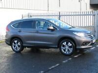 2013 Honda Cr-v I-dtec Ex 2.2