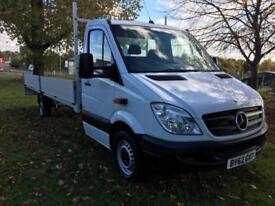 MERCEDES SPRINTER 3.5T 20FT DROPSIDE EXTRA LONG 6 METRE LOAD LENGTH 20FT