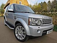 2010 LAND ROVER DISCOVERY 4 3.0 TDV6 HSE 4X4 AUTO. HIGH SPEC VEHICLE !!