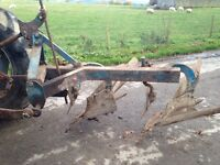 Ransome 2 furrow plough