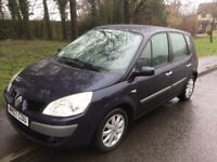 2007 Renault Scenic 1.6 Dynamique-12 months mot-full history-2 owners-great value