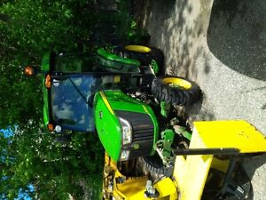 2 John Deere 3046R Tractor packages  for sale!