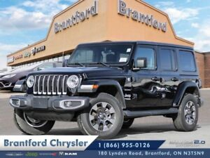 2018 Jeep Wrangler Unlimited Sahara 4x4  - Navigation - $387.39