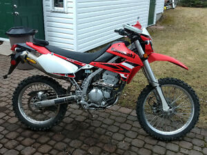 2009 Kawasaki KLX250S Dualsport *REDUCED PRICE*