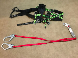Miller Aircore Full Body Harness with Fall Arrest