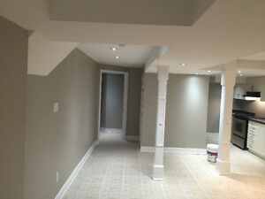 basement for rent in woodbridge