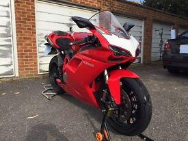 2007 Ducati 1098 Superbike not 848, 1198, R1, GSXR