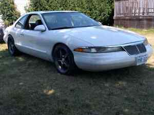 1996 LINCOLN MARK 8. TRADE ONLY