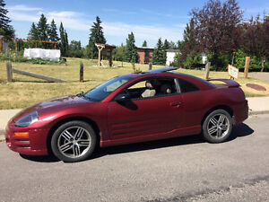2004 Mitsubishi Eclipse GT Coupe