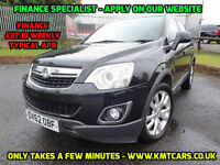 2012 Vauxhall Antara 2.2CDTi ( 184PS) (AWD 4x4) Auto SE - KMT Cars