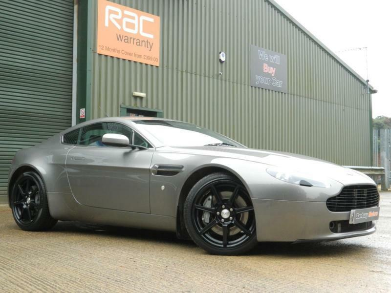 2007 Aston Martin Vantage V8 Coupe Petrol In Banbury Oxfordshire