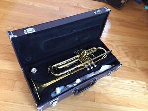 Yamaha Student Trumpet YTR Model YTR 2320E