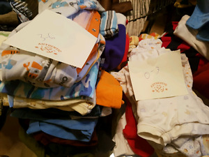 3-6 months boys clothing lot