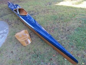 Javlin flat water kayak