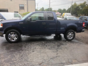2007 Ford F-150.