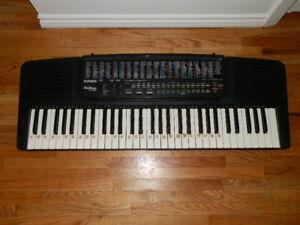 Casio 465 Sound Tone Bank Portable Keyboard