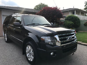 2013 Ford Expedition Max  Limited SUV, Crossover