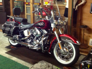 2012 Harley Davidson  Heritage Softail classic