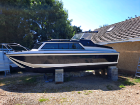 Boat relcraft saphire 23ft 5berth