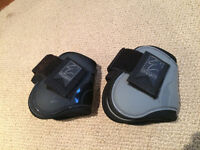 2 Pairs of Shedrow Jumper Back Boots