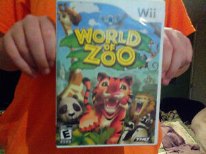 World of Zoo ... wii