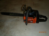 2 Poulan 3000 chain saws for sale