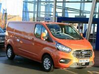 2020 Ford Transit Custom 300 L1 Short Wheel Base Limited 130PS Van PANEL VAN Die