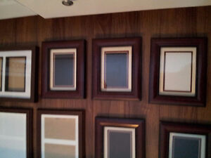 (14) matching picture frames Cambridge Kitchener Area image 3