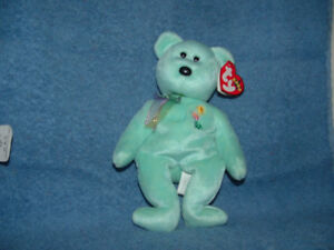 Beanie Babies - TY - Retired -  Collectible -  MINT CONDITION