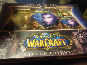 World of Warcraft, Battle Chest for sale