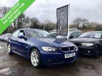 2007 57 BMW 3 SERIES 320I 2.0 M SPORT 4DR 148 BHP