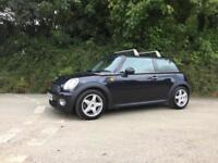 2009 MINI COOPER CHILI PACK BLACK 1 OWNER FROM NEW 6 SPEED MANUAL