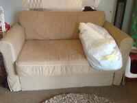 Beige sofa for free