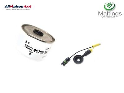 Range Rover Sport Water in Fuel Sensor and Fuel Filter TDV6 and TDV8 WKW500080