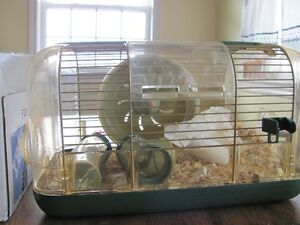Hamster or Gerbyl cage and maze