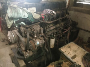 used volvo d12 engine for sale