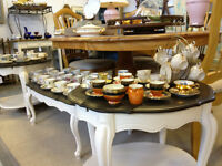 Elegant Chic Antiques, St. Catharines Flea Market, 46 Turner Cr.
