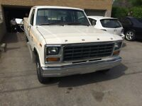 1981 Ford Ranger F-150 Trailer Special