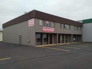 1260 Sq Ft Warehouse W/Overhead Door-Ogilvie + Office Space