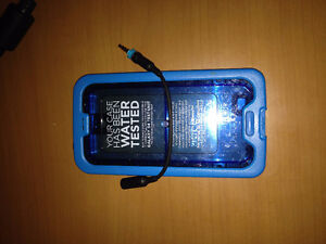 Blue lifeproof nude for samsung s4