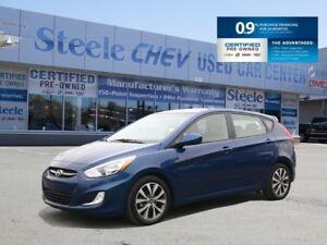 2017 HYUNDAI ACCENT Hatchback - SUNROOF, Alloys, Bluetooth and m