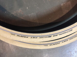 700c/29er wheels and tires