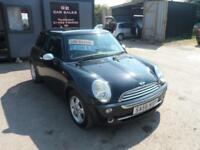 2006 56 MINI ONE 1.6 3 DOOR
