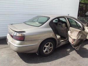 2001 Pontiac Bonneville Sedan
