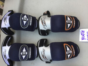 Youth Elbow Pads and Chest Protectors