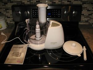 FOOD PROCESSOR ( reduced)