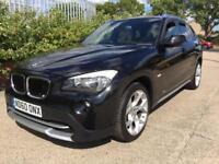 2010 60 BMW X1 2.0 XDRIVE20D SE 5D 174 BHP DIESEL
