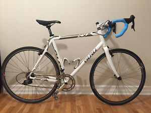 Guru Venio CX Cyclocross bike velo 54cm